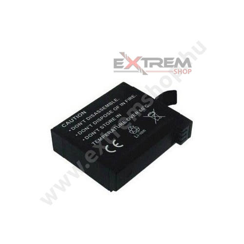 GoPro Hero 4 akkumulátor - 1600mAh (AHDBT-401)