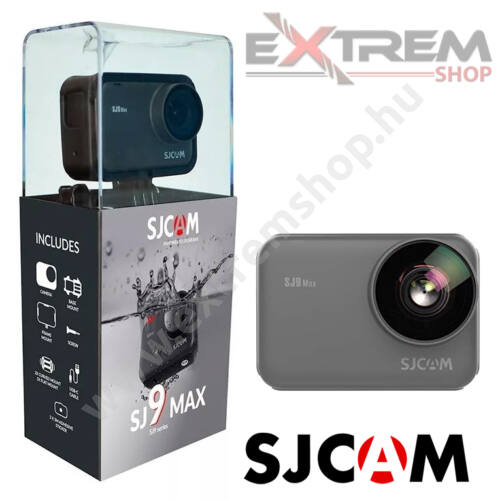 SJCAM SJ9 MAX 4K Sportkamera